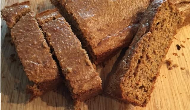 ontbijtkoek zonder suiker recept