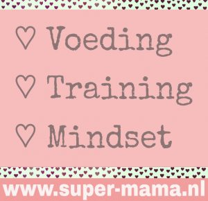 voeding training mindset ad